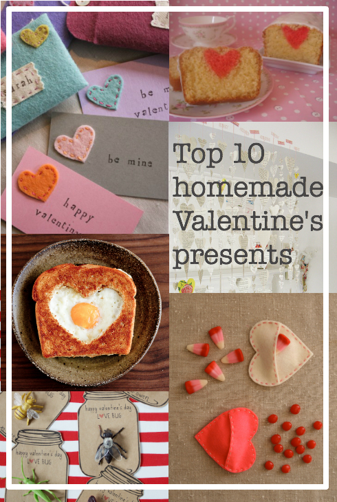 Best homemade Valentine's projects round-up