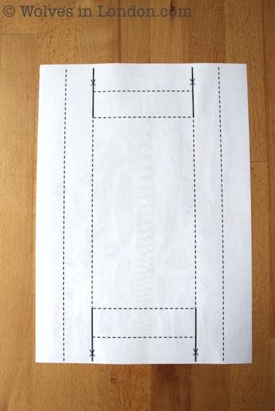 Box template