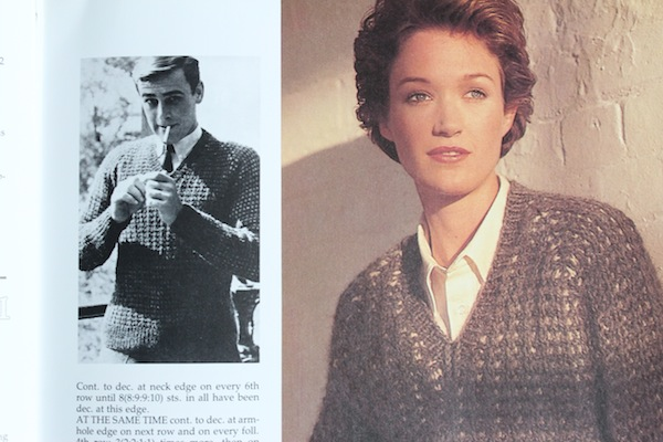 Knitting in Vogue