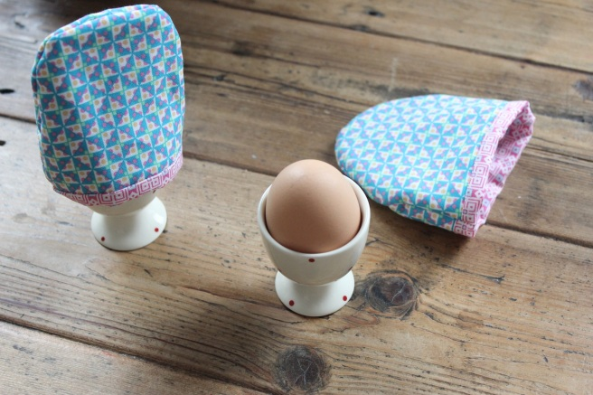 Egg cosy tutorial