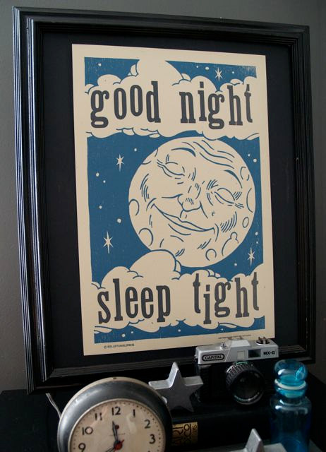 Good night, sleep tight poster