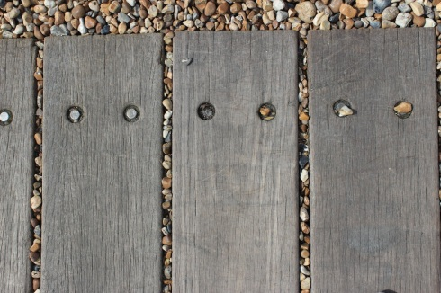 Beach path, Brighton