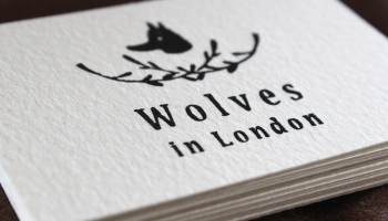 5 lovely letterpress christmas cards wolves in london beautiful letterpress business cards colourmoves