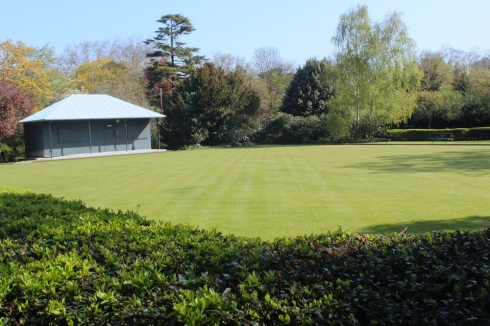Bowling green, Peckham Rye Park