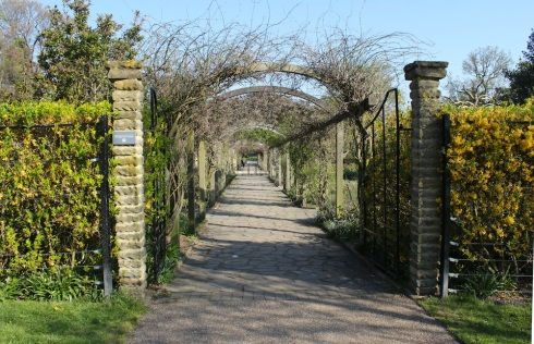 Sexby Garden, Peckham Rye Park