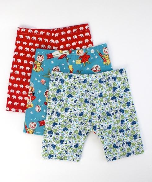 Handmade baby trousers