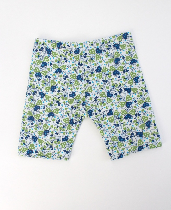 Liberty fabric baby trousers