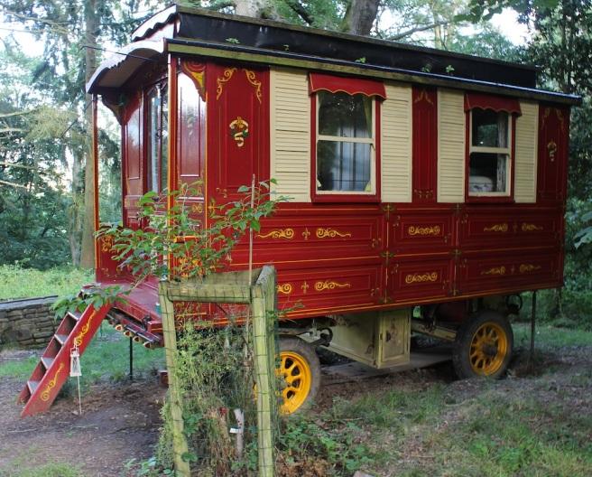 Caravan, Walcot Hall