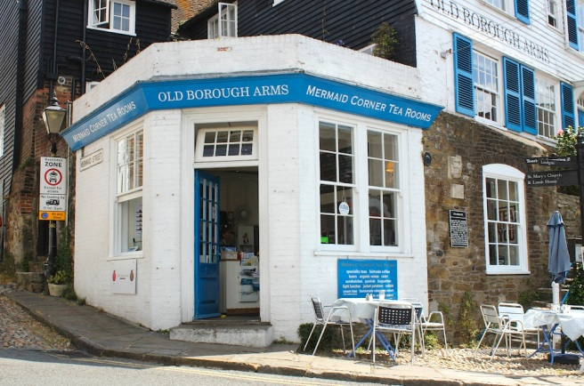 Mermaid tea rooms, Rye