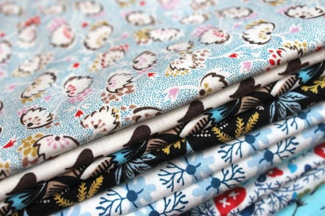 Liberty quilt fabrics
