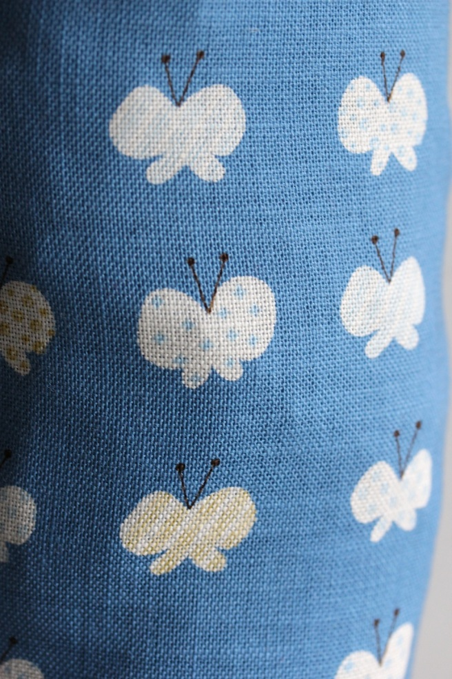 Butterfly fabric from Japan