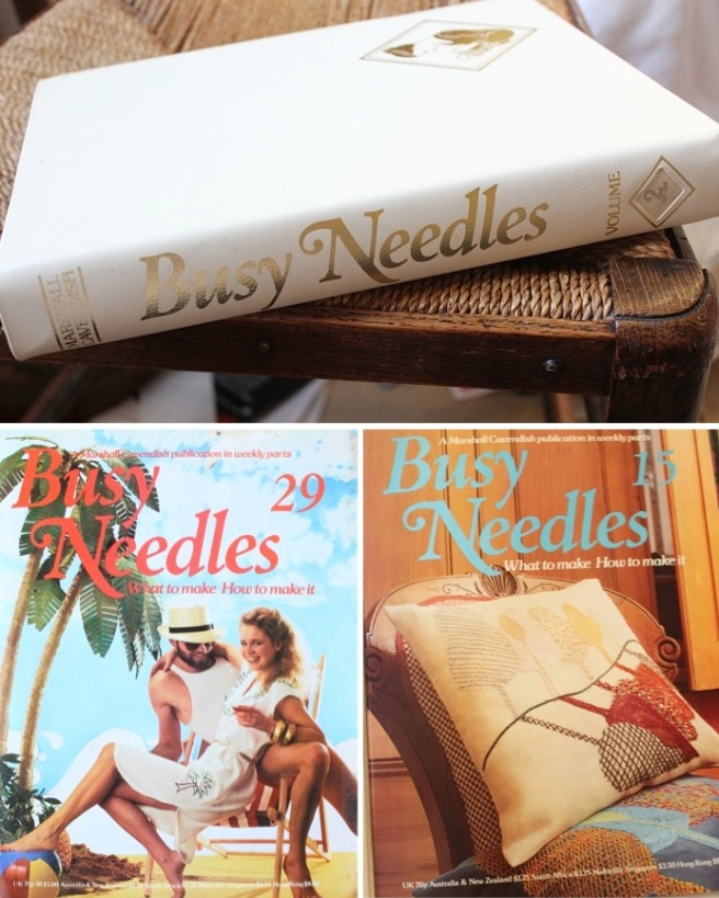 Busy Needles magazine