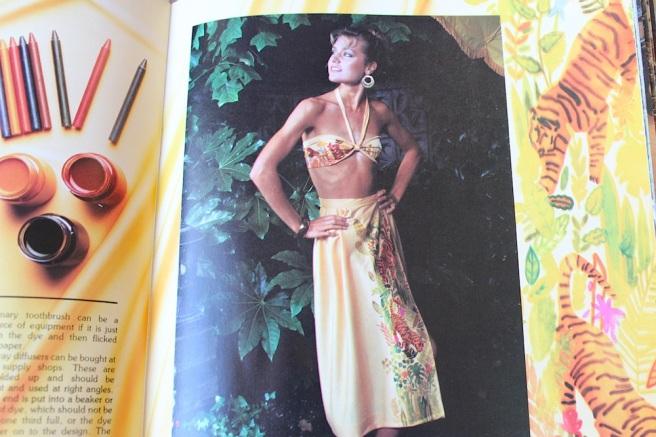 Retro craft magazine
