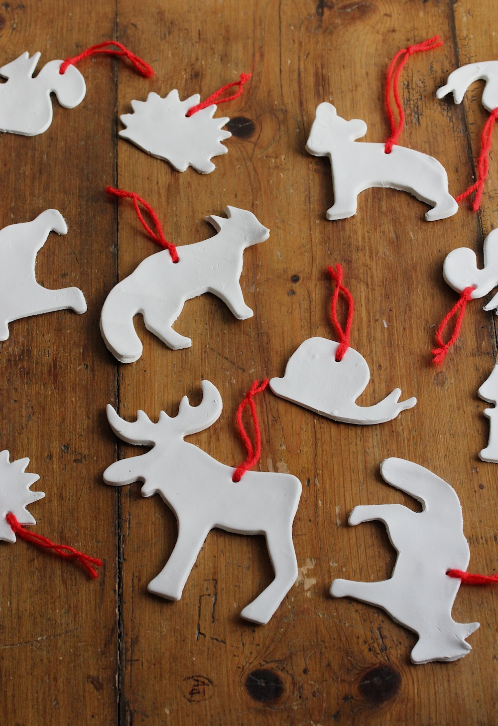 Woodland Christmas ornaments | Wolves in London
