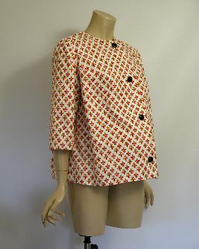 1960s maternity jacket