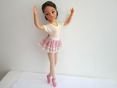 Ballerina Sindy from the 1980s