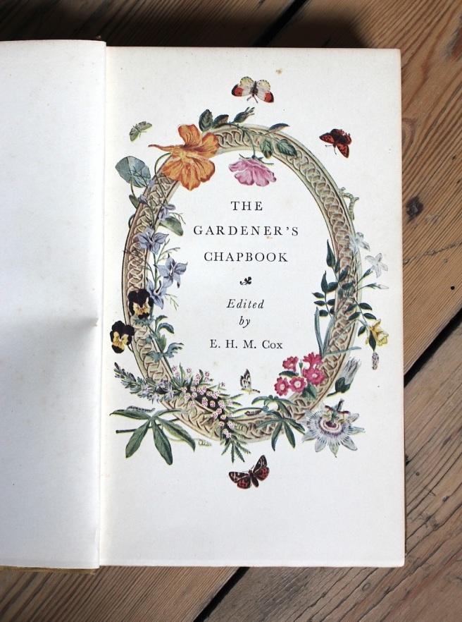 The Gardener's Chapbook