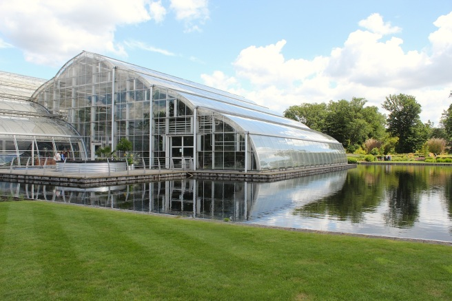 Glasshouses at Wisley | Wolves in London