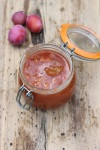 Spicy plum chutney recipe | Wolves in London