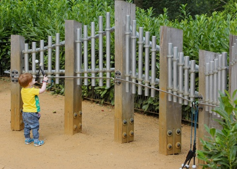 Outdoor music at the Horniman museum | Wolves in London