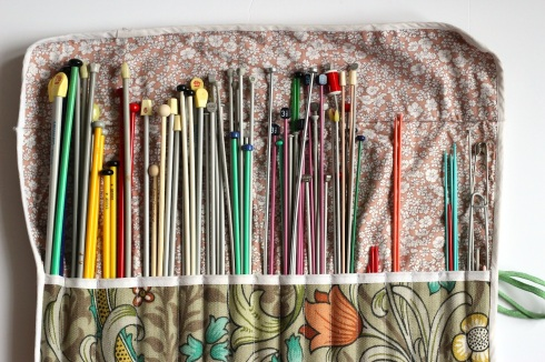 Vintage knitting needles | Wolves in London