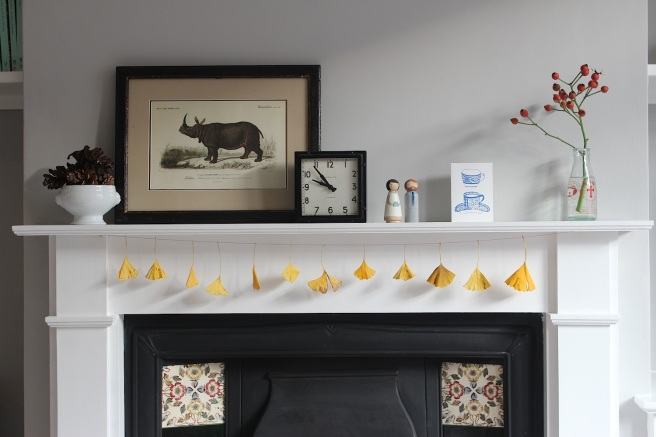 November mantelpiece | Wolves in London