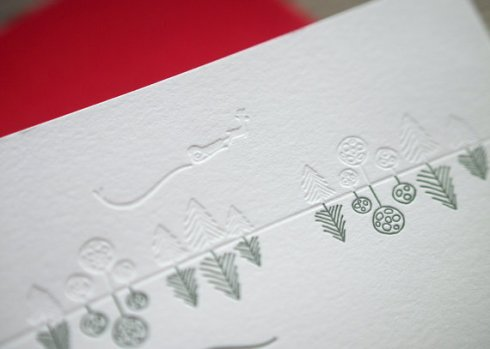 Christmas card from dittodittoworks
