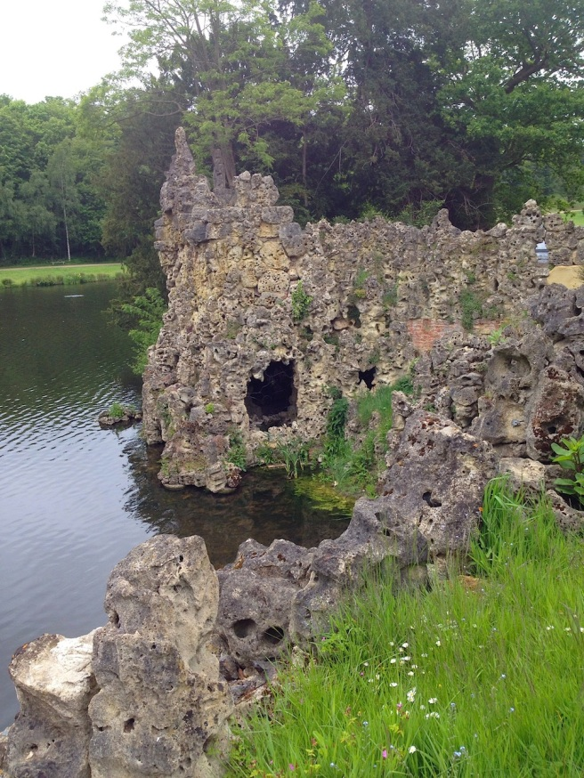 Grotto at Painshill Park