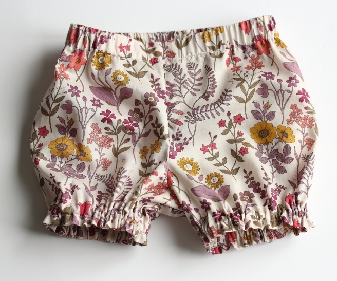 Liberty print bloomers | Wolves in London
