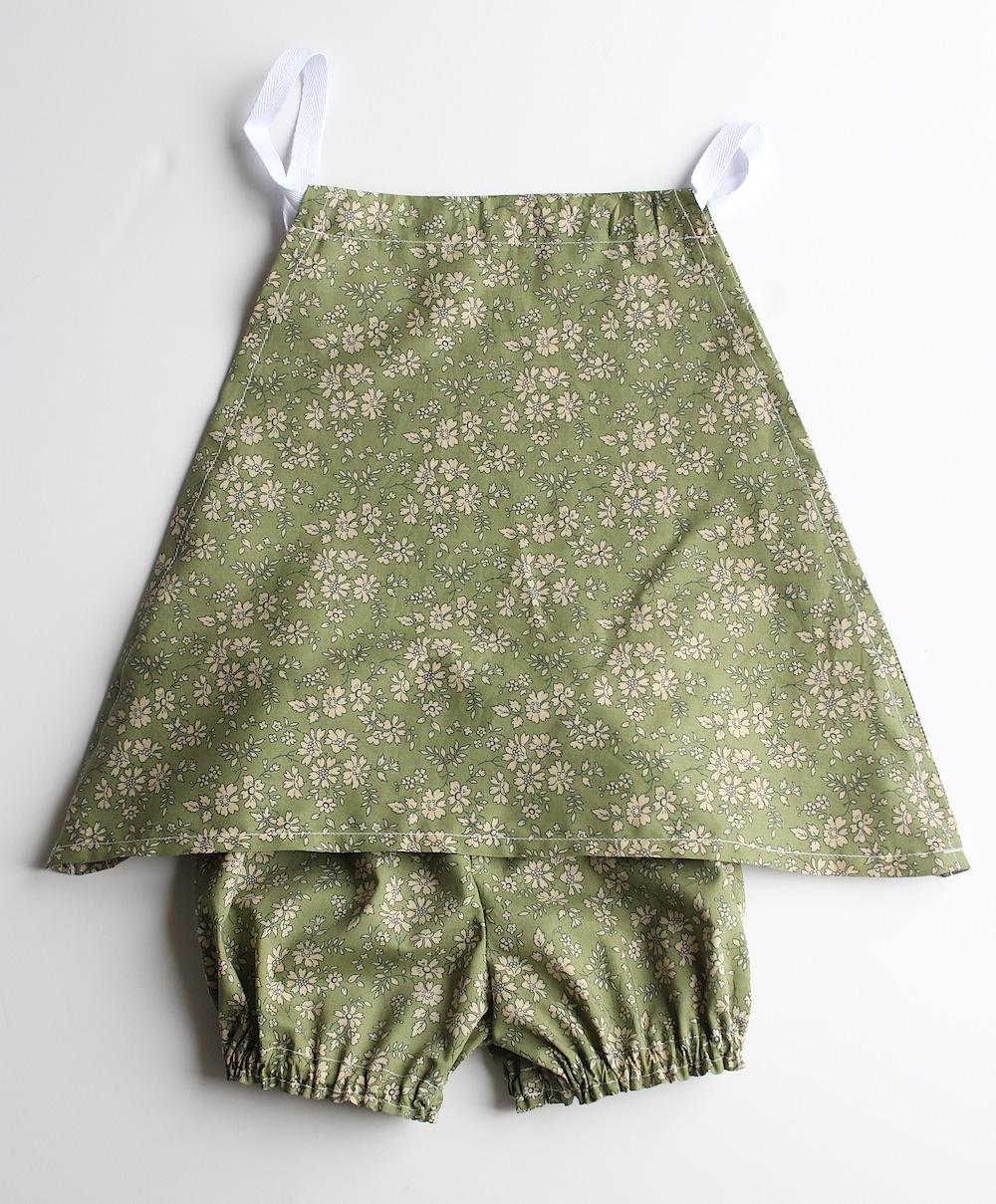 Homemade Little Girl Dress