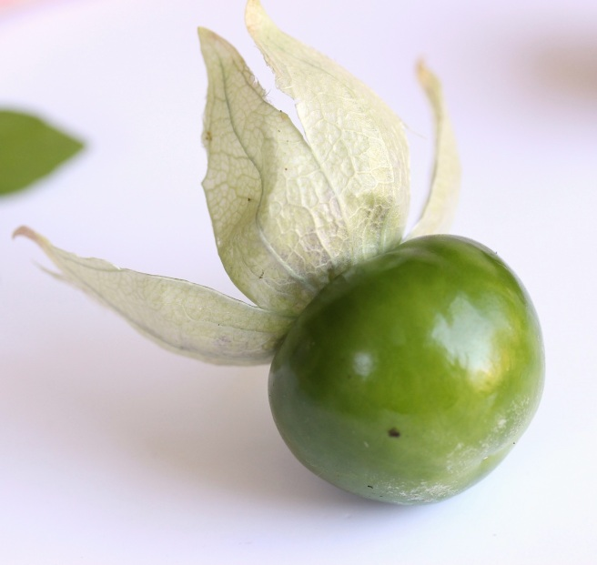 Tomatillo peeled | Wolves in London