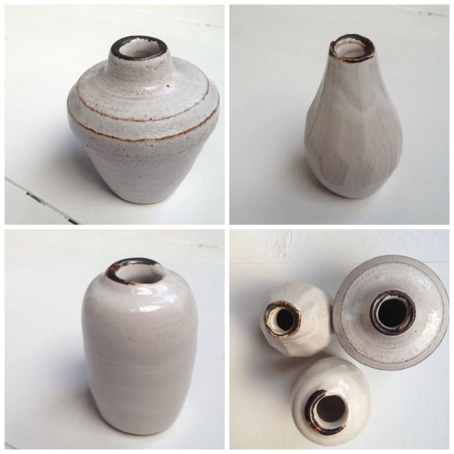 Justine Free ceramics