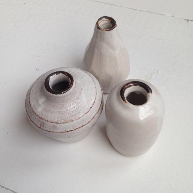 Vases by Justine Free