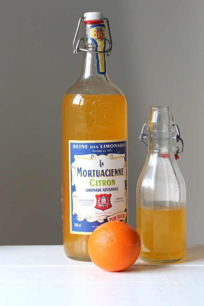 Homemade St Clements cordial | Wolves in London
