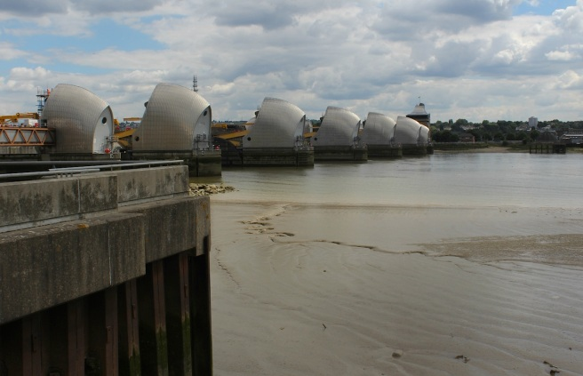 Thames barriers