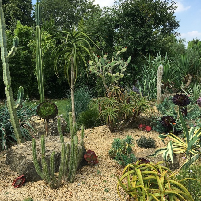 Tropical garden, Cotswold Wildlife Park