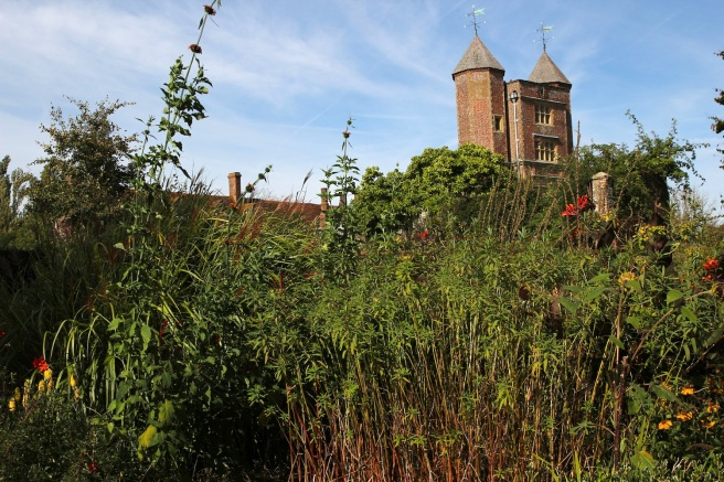 Sissinghrust tower
