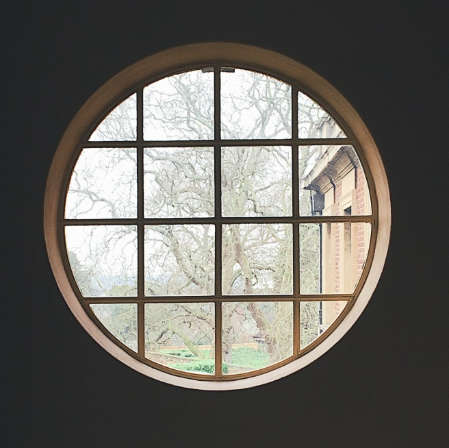 Eltham Palace window