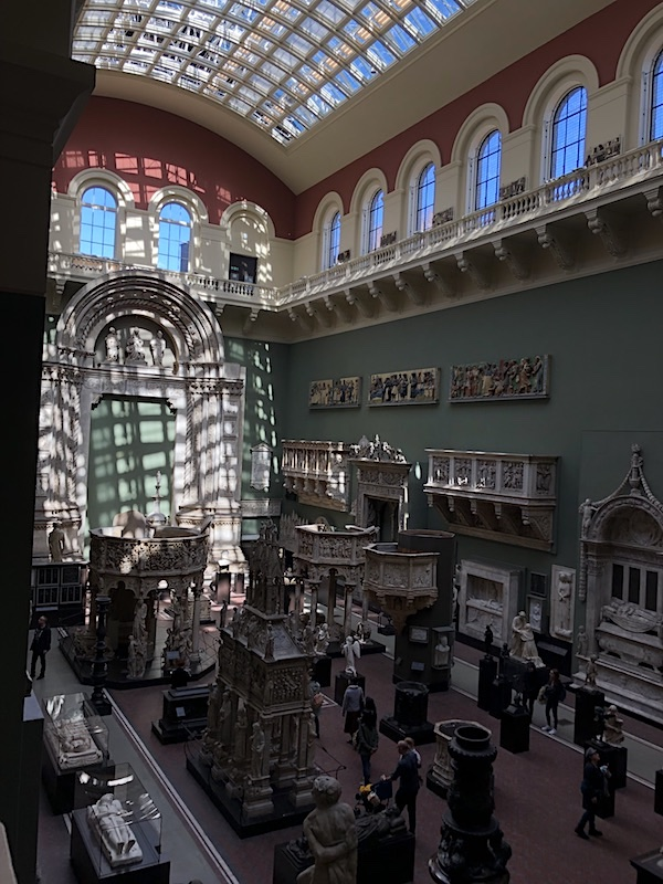 V&A Museum Cast Courts